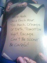 Jenna's Note
