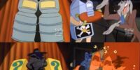 Liquidator's mascots