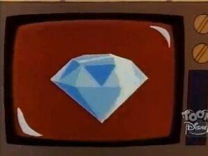 Calm a Chameleon - Chameleon Diamond
