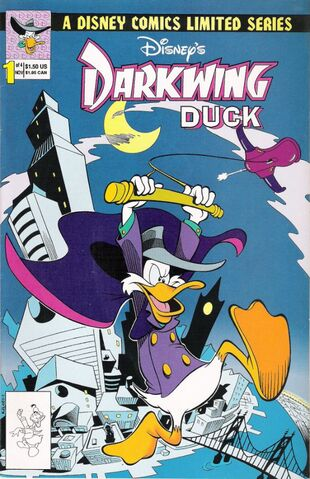 File:Darkwing Duck mini-series issue 1.jpg