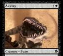 Acklay (Droidikar Card)
