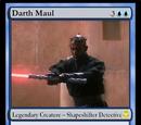 Darth Maul (Droidikar Card)