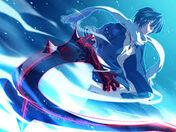 Shiro blade arm