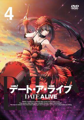 Date A Live BD 4