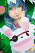 Date A Live Yoshino Cosplay 9