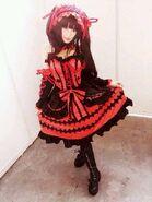 Date A Live Kurumi Cosplay 4