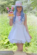 Date A Live Yoshino Cosplay 3
