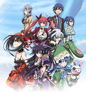 Dal anime poster