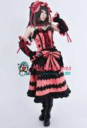 Date a live kurumi tokisaki cosplay costume by miccostumes-d7lmgww