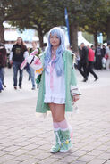 Date A Live Yoshino Cosplay 7