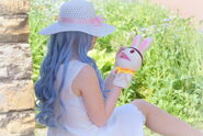 Date A Live Yoshino Cosplay 4