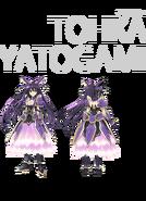 Tohka visual 2