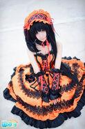 Cute cosplay of Date A Live Kurumi Tokisaki by OSK39 (10)