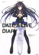 Date a live book Diary