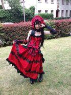 Date A Live Kurumi Cosplay 29