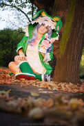 Date A Live Yoshino Cosplay 15