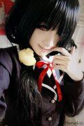 Date A Live Kurumi Cosplay 12
