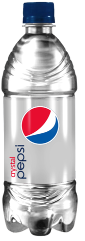 File:Crystal Pepsi bottle.png