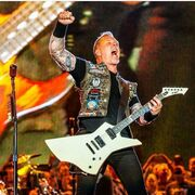James Hetfield 2015 Rock In Rio Las Vegas