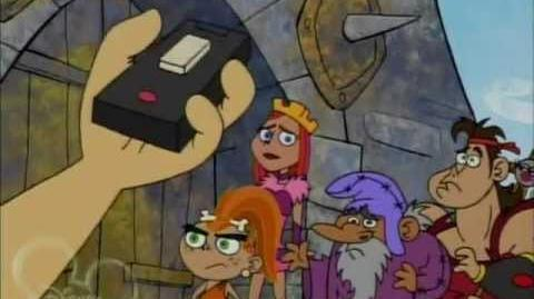 Dave the Barbarian 1x03 Ned Frischman Man of Tomorrow