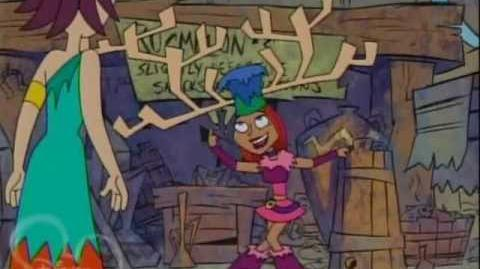 Dave the Barbarian 1x07 The way of the Dave