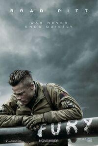Fury main poster