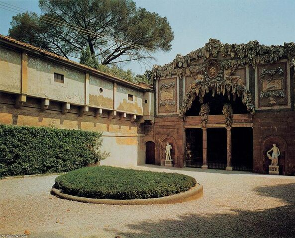 File:Bernardo-Buontalenti-bernardo-Delle-Girandole-Exterior-View-of-the-Grotto.JPG