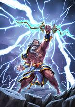Zeus Awoken Summon