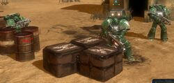Devastator Heavy Bolter Squad image