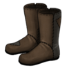 Homemade boots