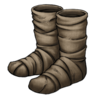 Winding boots