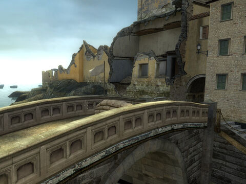 Anzio bridge