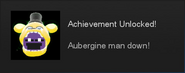 Achievement - Premature ending
