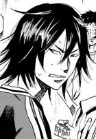 Kimishita Atsushi, always pissed off