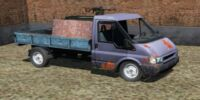 Ford Transit MG