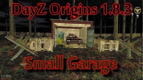 DayZ Origins 1.8.3 Small Garage Build Guide-3