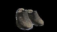 Black Athletic Shoes (D-BD)