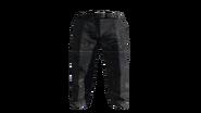 Dark grey Slacks Pants Model (R)