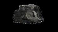 Grey Canvas Pants (D-BD)