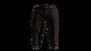 Brown Slacks Pants Model (P-W)