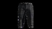 Dark grey Slacks Pants Model (D-BD)
