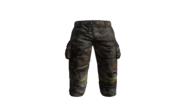 Black Fire-fighters Pants Model (R)