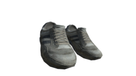 Grey Athletic Shoes (P-W)