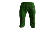 Green Tracksuit Pants Model (P-W)