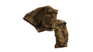 Leather Pants Beige (P-W)