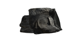 Grey Canvas Pants (P-W)