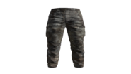 Brown Hunter Pants Model (R)