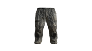 Grey Canvas Pants Model (P-W)