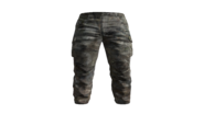 Summer Hunter Pants Model (R)