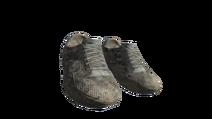 Grey Athletic Shoes (D-BD)